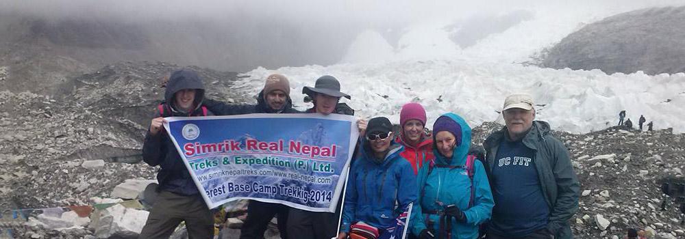 Simrik Real Nepal Treks & Expeditions | Everest Base Camp | Everest